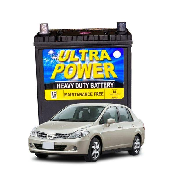 Bicks Battery NS40 – Maintenance Free Battery
