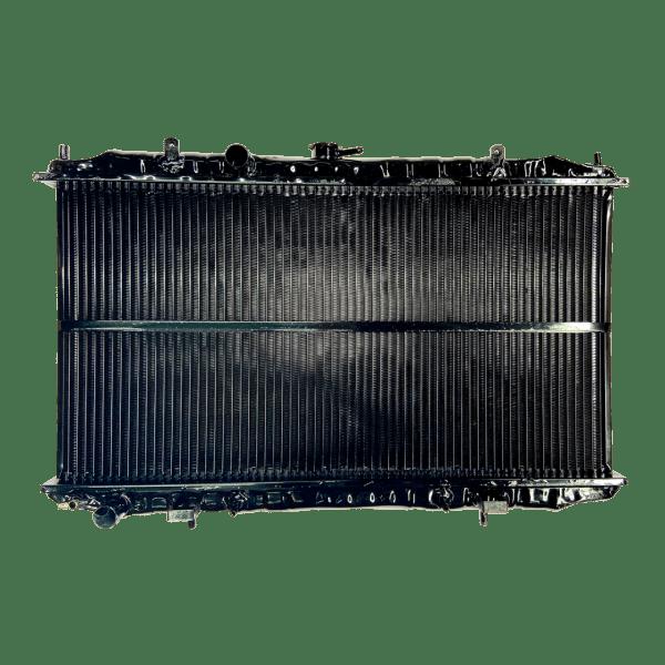 Radiator Nissan QG15/16/18 Almera (metal)