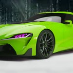 Toyota to enter the electric party late