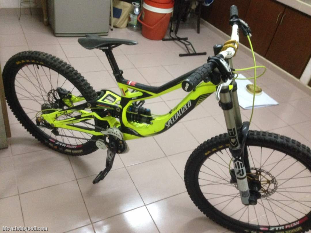 Want To Sell Specialized Demo 8