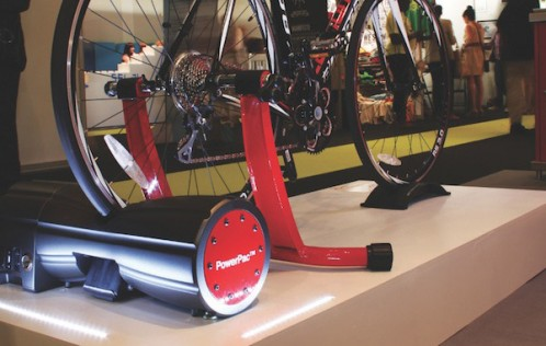 PowerPac human-powered portable charging unit by IDESO