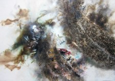 Eric Lee Howard's Bay, 2013 [EL.04] Oil on Canvas Dimensions: 24 x 37 in.