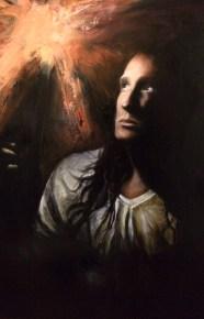 Jonny Kelson Denver, 2014 [JK.01] Oil on Canvas 30 x 20 in.