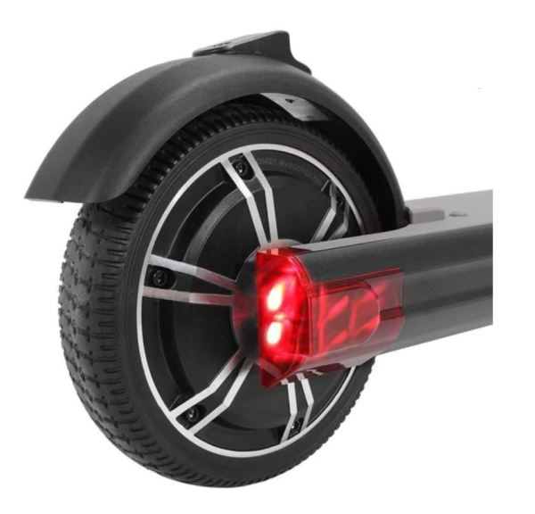 Kugoo Kirin Mini 2 Children Kids Electric Scooter Sale In BicycleLand.co.uk scooter rear wheel brakes and lights