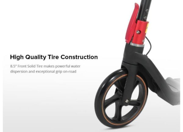 Kugoo Kirin Mini 2 Kids and Children Electric Scooter- High Quality 8.5Inch Tire - Sale In Bicycle Land