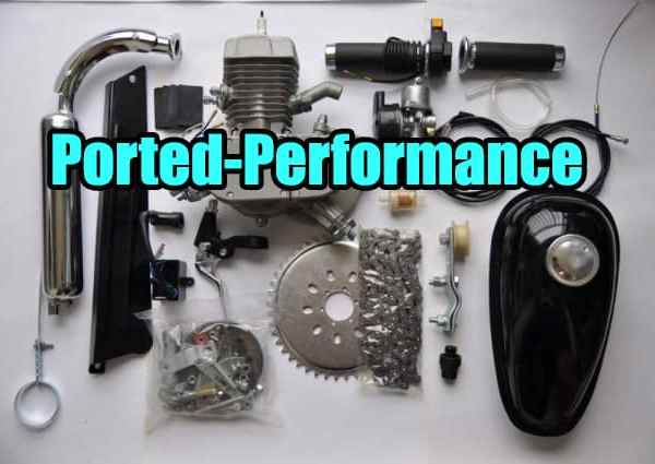 Ported-Performance Engine Kit