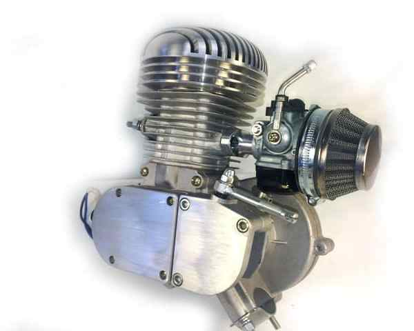 Race-Ready 66cc Bike Engine