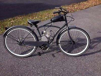 Whitewalls 29″ Motorized Bike Kit