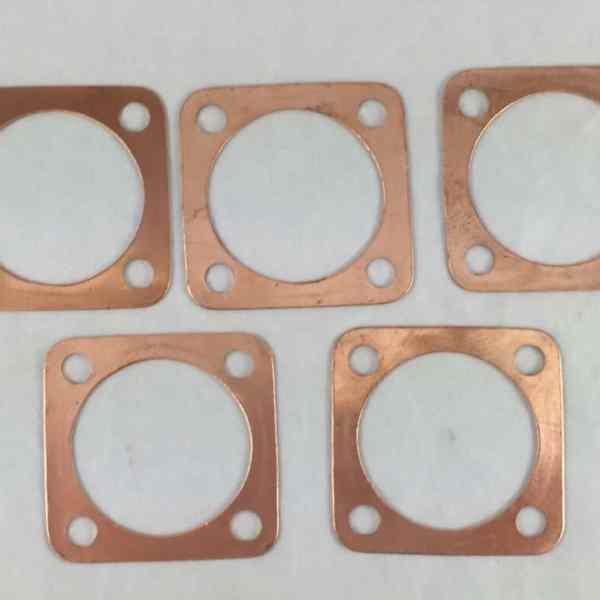 .4mm – 5 Pack Copper Coated Intake Gasket