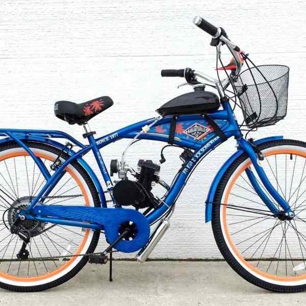 Margaritaville Motorized Bike Kit 2