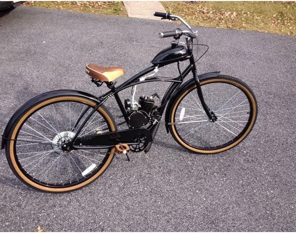 Classic Motorized Bike Kit