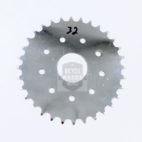 32 Sprocket Motorized Bike