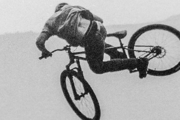 bicycle nightmares book vol. 2 - dustin gilding