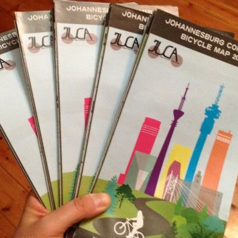 Juca Bike map