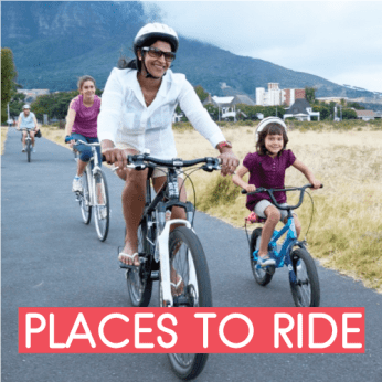 FIND KID FRIENDLY PLACES TO RIDE