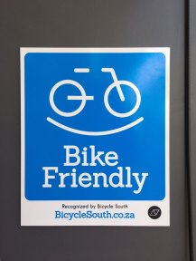 Free Bike Friendly Signage/ Decals