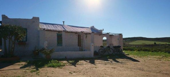 Suzette and Andre's home in Nigramoep. Photo by Seamus Allardice.