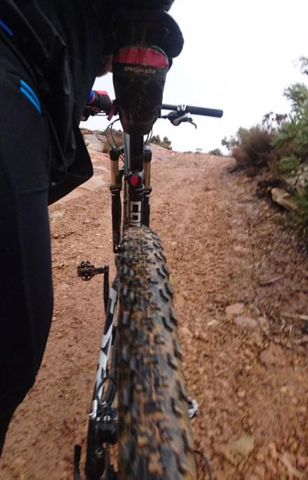 Hike-a-bike…
