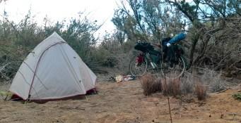 Swartberg-Loop-wildcamping