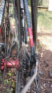 PowerTrac Elliptical Chainring Chainline