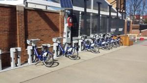 Bike Share Docks
