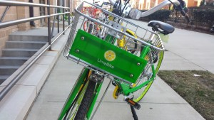 Bike Share Basket
