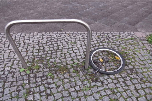 Bicycle Theft and How to Choose the Best Bike Lock 1