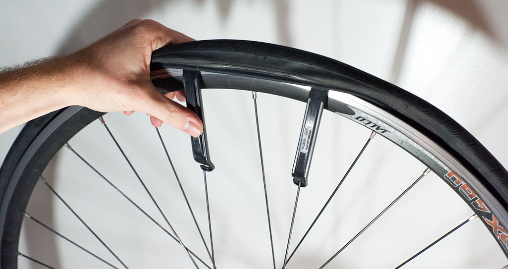 Fixed gear Bike solid tire Road bicycle Tubeless Polyurethane Useful Durable