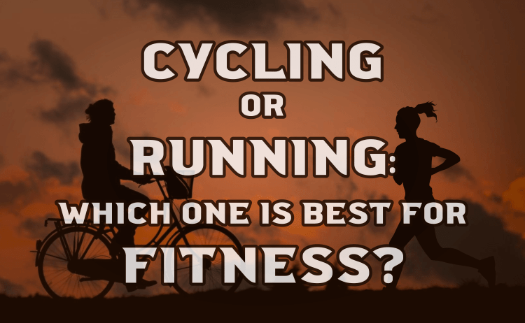 Bicycle Universe - Is Cycling or Running Better for Fitness