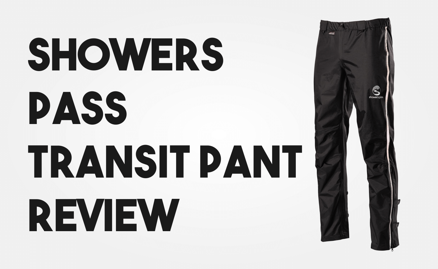 Waterproof and Breathable Showers Pass Storm Pant