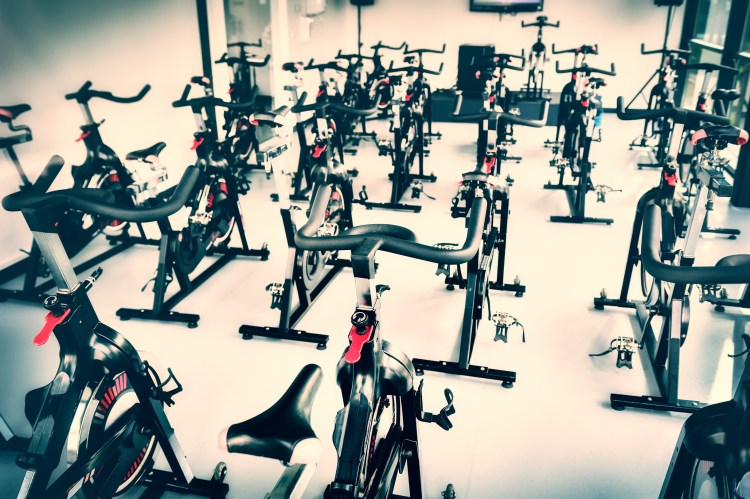 First Spin Class