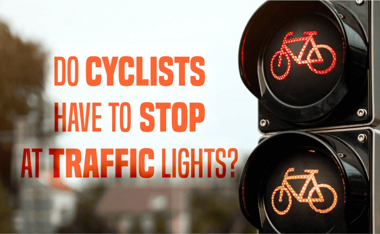 Do Cyclists Have to Stop at Traffic Lights?