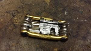 Crank Brothers Multi Tool