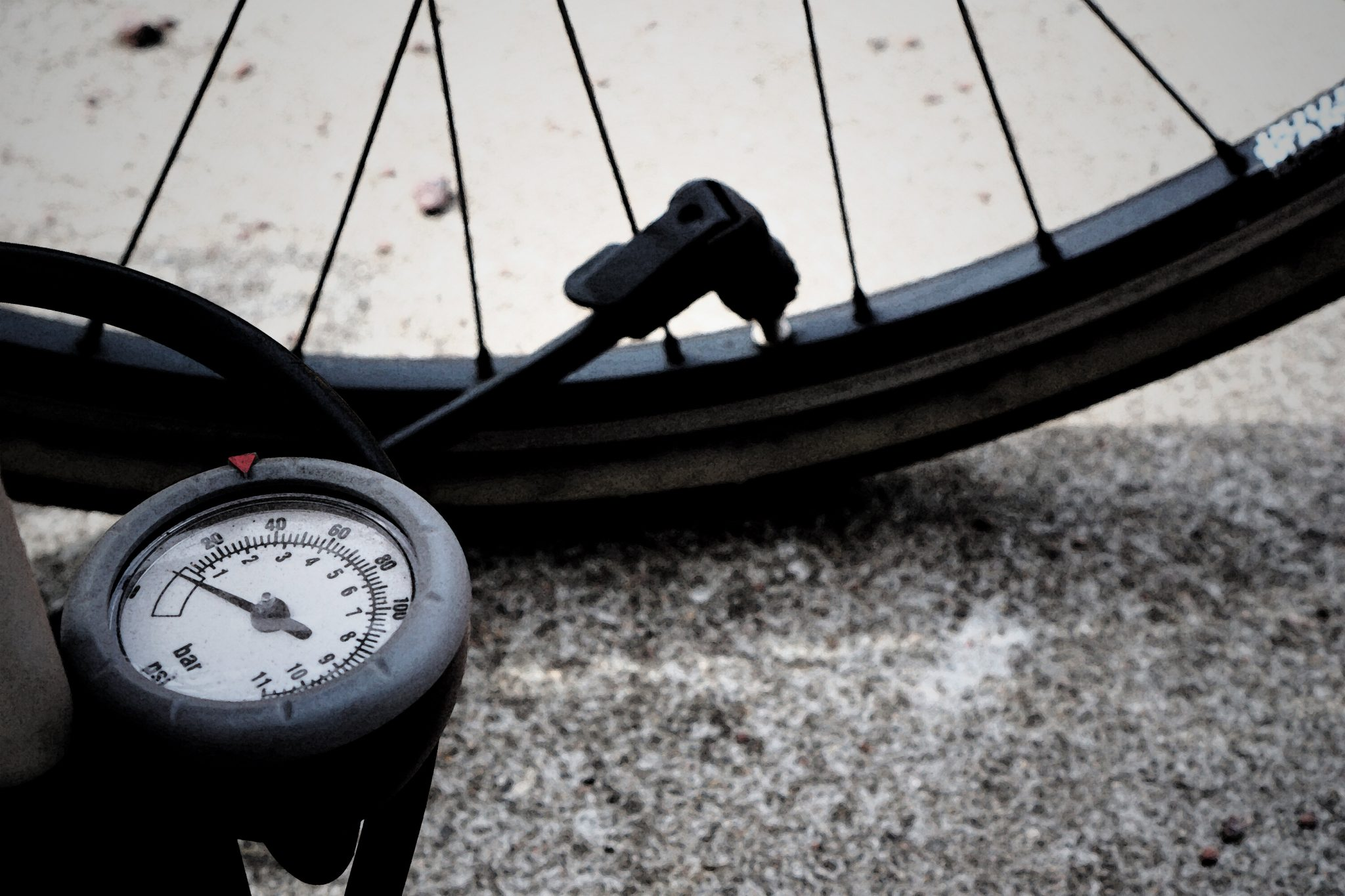 How To Attach A Bike Pump To Your Bike