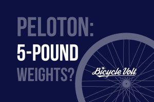 Peloton 5 Lb Weights