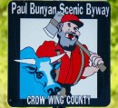 BAM 2015 Took the Paul Bunyan Scenic Byway
