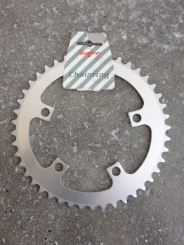 Sugino STJ 110 PCD outer chainring for triple cranks