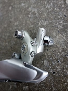 Shimano 105 braze on front mech for double