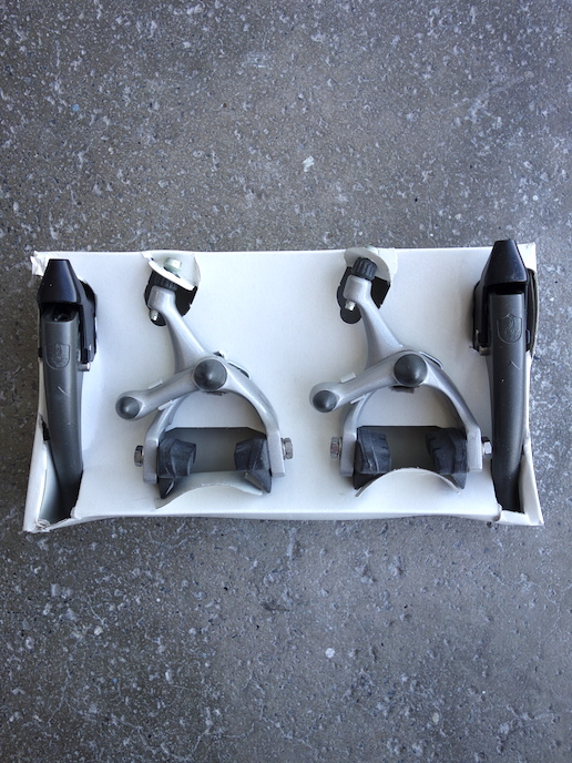 Campagnolo Xenon calipers and levers, new in the box