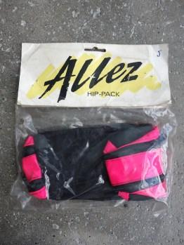 Allez 90s MTB bum bag fanny pack hip pouch