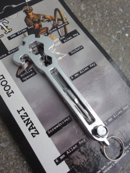 Tranz-X Zanzi tool multitool