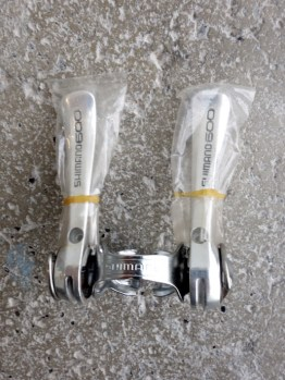 Shimano 600EX shifters for downtube SL-6207