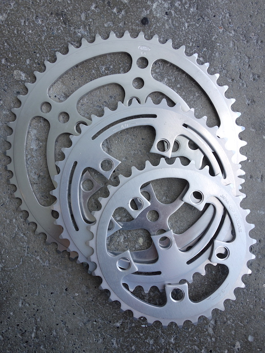 86 BCD Chainrings in various sizes