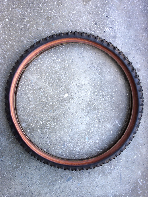 """Continental Competition Pro 2 26"""" MTB tyre"""