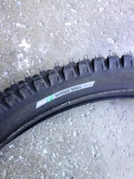 """Tioga Wonder Dawg 26"""" MTB tyre"""