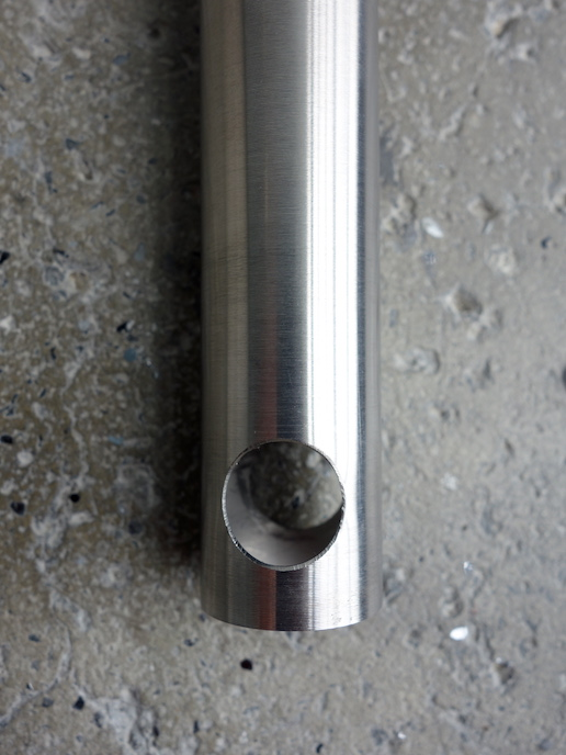 Syncros Titanium seatpost 26.8