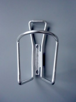 Dirt Research Alloy bottle cage – Silver