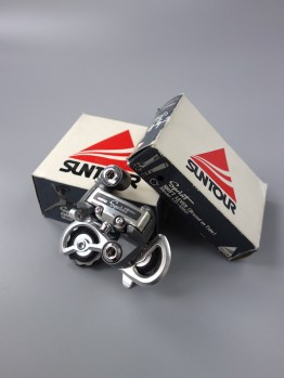 Suntour Sprint mini drivetrain groupset