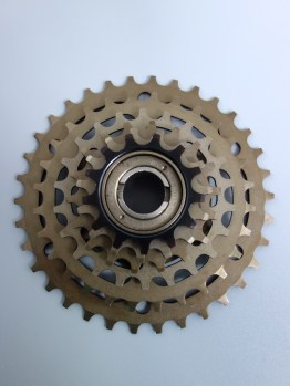 Suntour Perfect PS-6000 6 speed freewheel – 13:34