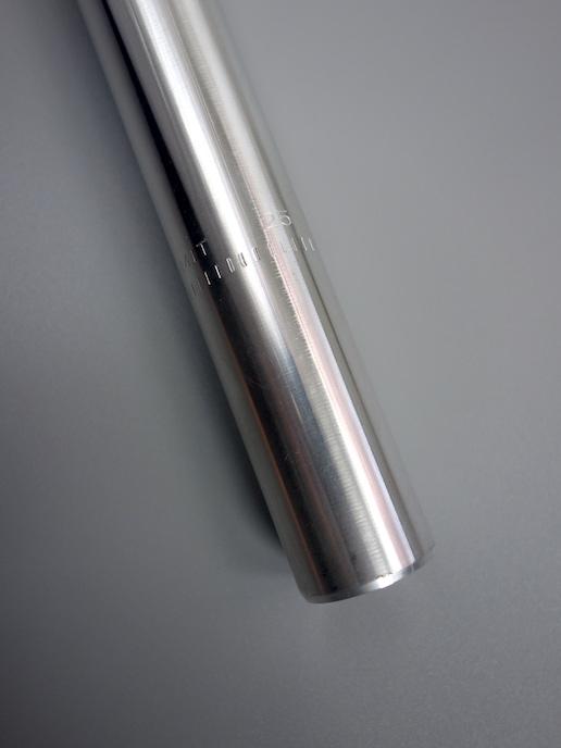 Campagnolo Euclid single bolt seat post – 25.0